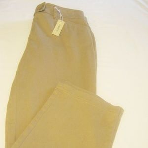 JONES NEW YORK Women's Cropped Ankle Pants,Size 10